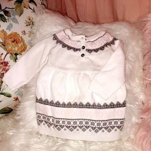Carters Winter Dress for Infant